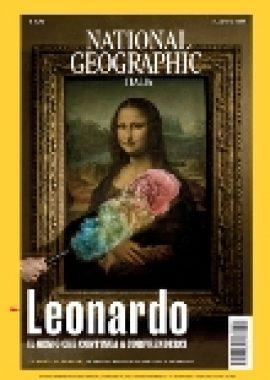 Copertina dell'audiolibro National Geographic Maggio 2019