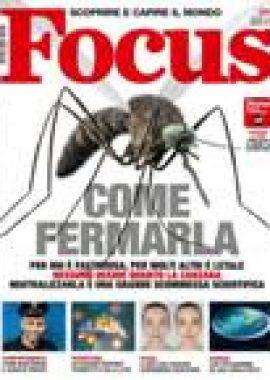 Copertina dell'audiolibro Focus Maggio 2019