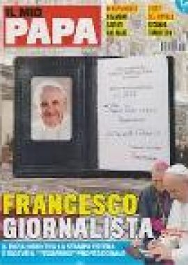 Copertina Il mio Papa 22-2019