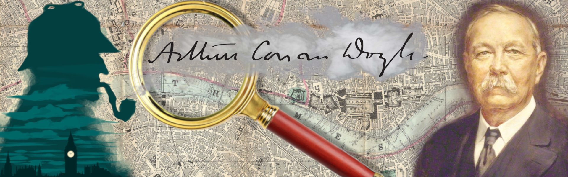 Gli audiolibri Arthur Conan Doyle