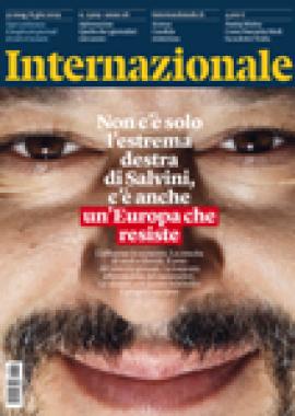 Copertina dell'audiolibro Internazionale 1309-2019