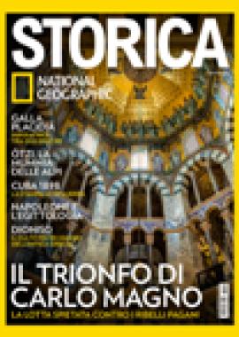 Copertina dell'audiolibro Storica Giugno 2019