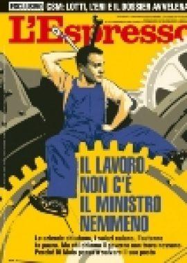 Copertina dell'audiolibro Espresso 26-2019