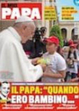 Copertina Il mio papa 25-2019