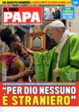 Copertina Il mio Papa 29-2019