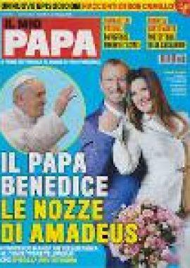 Copertina Il mio Papa 31-2019