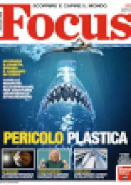 Copertina dell'audiolibro Focus Agosto 2019