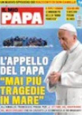 Copertina Il mio papa 32-2019