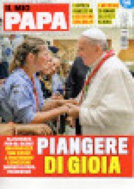 Copertina Il mio Papa 33-2019