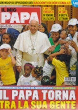 Copertina Il mio Papa 34-2019