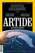 Copertina dell'audiolibro National Geographic Settembre 2019