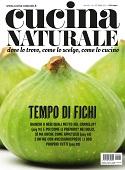 Copertina Cucina naturale Settembre 2019