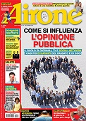Copertina Airone Settembre 2019