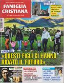 Copertina dell'audiolibro Famiglia Cristiana 43-2019
