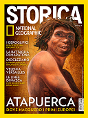 Copertina dell'audiolibro Storica Ottobre 2019