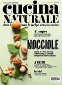 Copertina dell'audiolibro Cucina naturale Novembre 2019