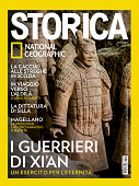 Copertina dell'audiolibro Storica Dicembre 2019