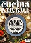 Copertina dell'audiolibro Cucina naturale Dicembre 2019