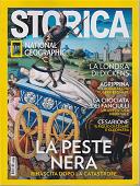 Copertina dell'audiolibro Storica National Geographic 131-2020