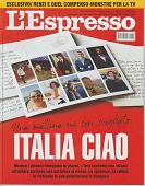 Copertina dell'audiolibro Espresso 52-2019