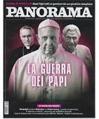 Copertina dell'audiolibro Panorama 8-2020