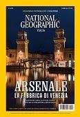 Copertina dell'audiolibro National Geographic Febbraio 2020