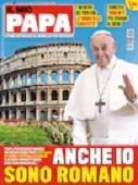 Copertina dell'audiolibro Il mio papa 8-2020