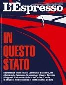 Copertina dell'audiolibro Espresso 12-2020