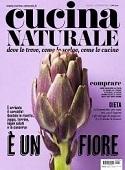 Copertina dell'audiolibro Cucina Naturale Marzo 2020