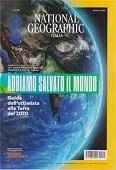 Copertina dell'audiolibro National Geographic Aprile 2020