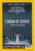 Copertina dell'audiolibro National Geographic Maggio 2020