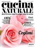 Copertina dell'audiolibro Cucina Naturale Maggio 2020