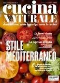 Copertina dell'audiolibro Cucina Naturale Giugno 2020