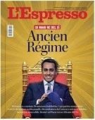 Copertina dell'audiolibro Espresso 36-2020