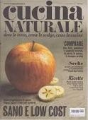 Copertina dell'audiolibro Cucina Naturale Settembre 2020