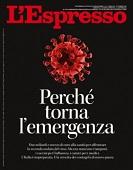 Copertina dell'audiolibro Espresso 43-2020