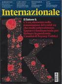 Copertina dell'audiolibro Internazionale 1382-2020