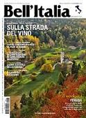 Copertina dell'audiolibro Bell'Italia Novembre 2020