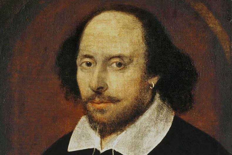 Ritratto di William Shakespeare