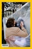Copertina dell'audiolibro National Geographic Gennaio 2021