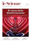 Copertina dell'audiolibro le Scienze Gennaio 2021