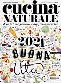 Copertina dell'audiolibro Cucina Naturale Gennaio 2021