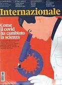 Copertina dell'audiolibro Internazionale 1395-2021
