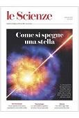 Copertina dell'audiolibro Le Scienze Febbraio 2021