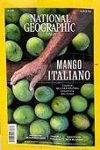Copertina dell'audiolibro National Geographic Marzo 2021
