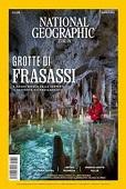 Copertina dell'audiolibro National Geographic Aprile 2021