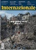Copertina dell'audiolibro Internazionale 1410-2021