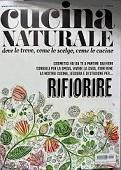 Copertina dell'audiolibro Cucina Naturale Maggio 2021