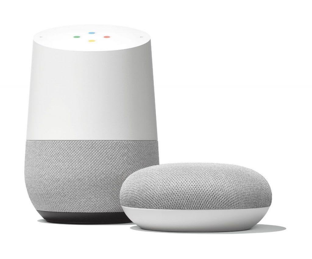Dispositivi Google Home