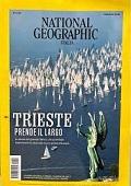 Copertina dell'audiolibro National Geographic Giugno 2021
